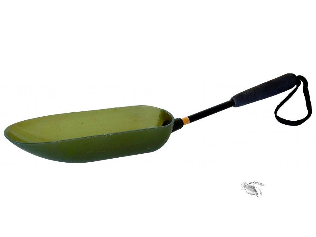 JSA fish Vnadící lopatka s tyčkou - L