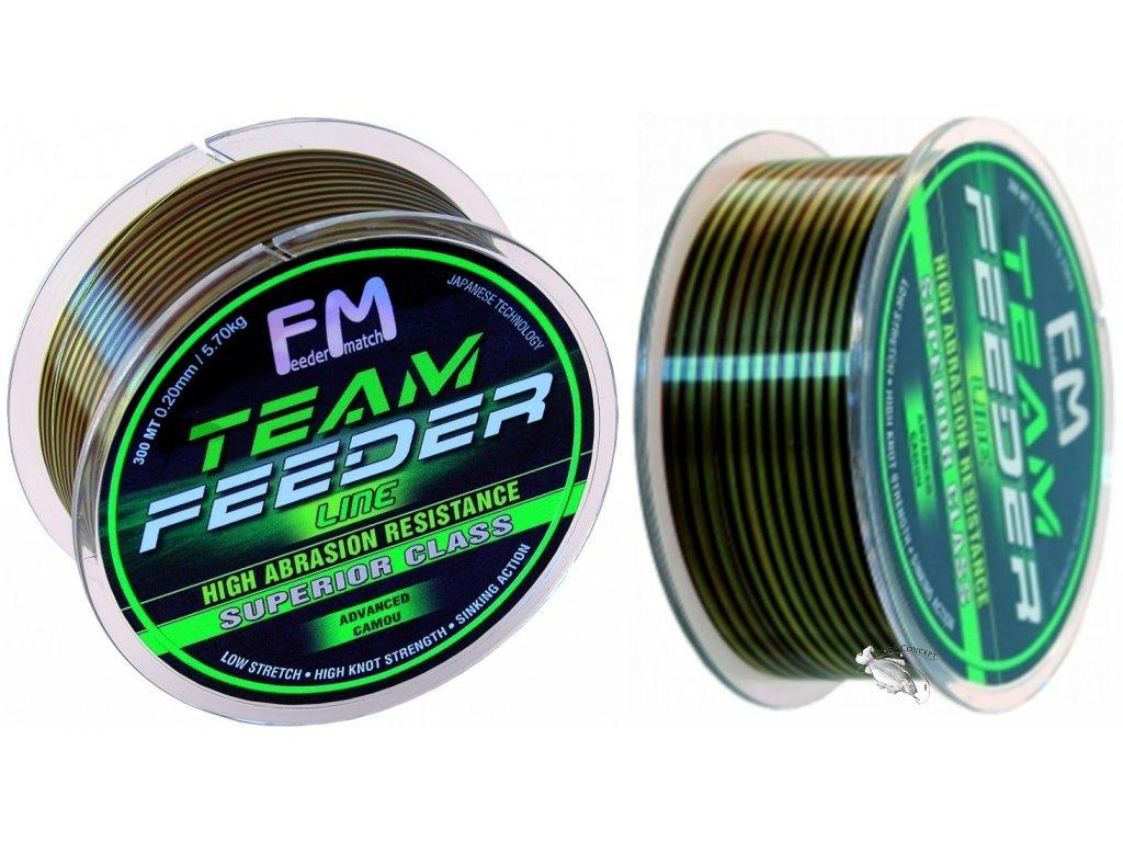 JSA fish vlasec Team Feeder - 150m