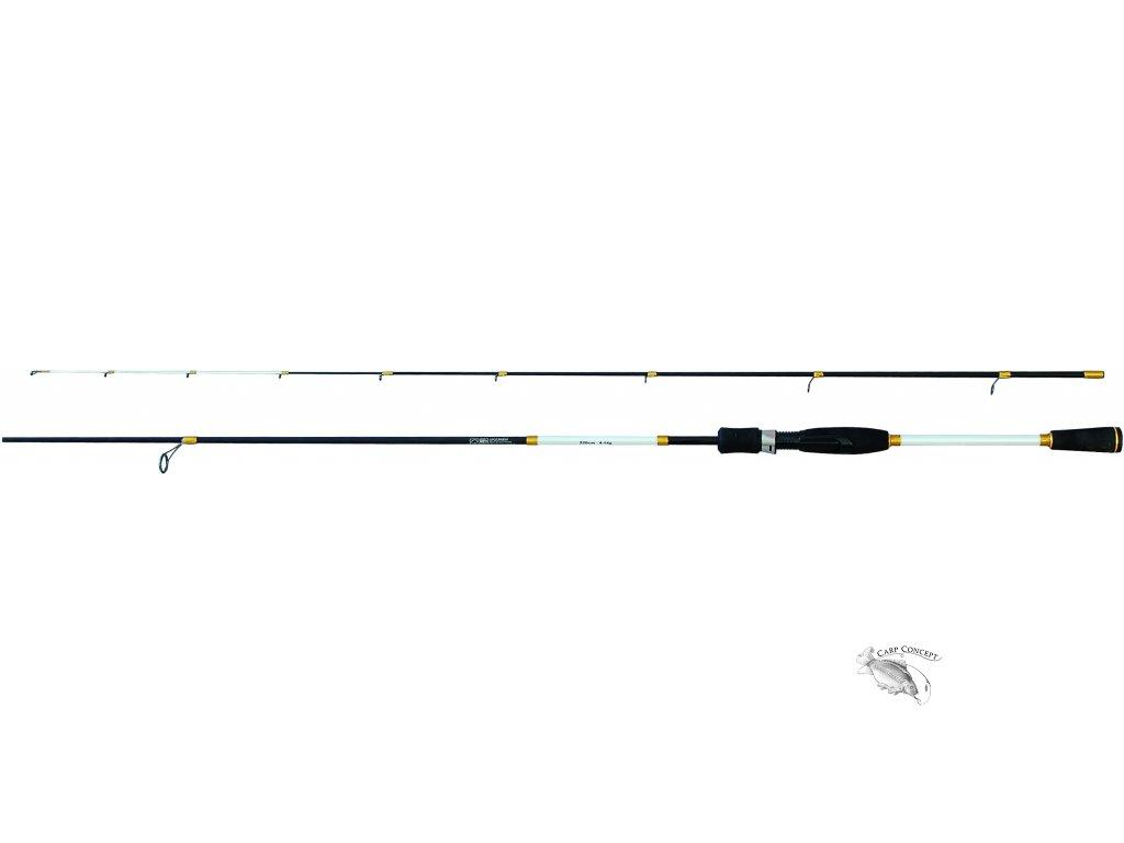 JSA fish prut Jigger 220cm 4-14g  + zdarma neoprenové pásky