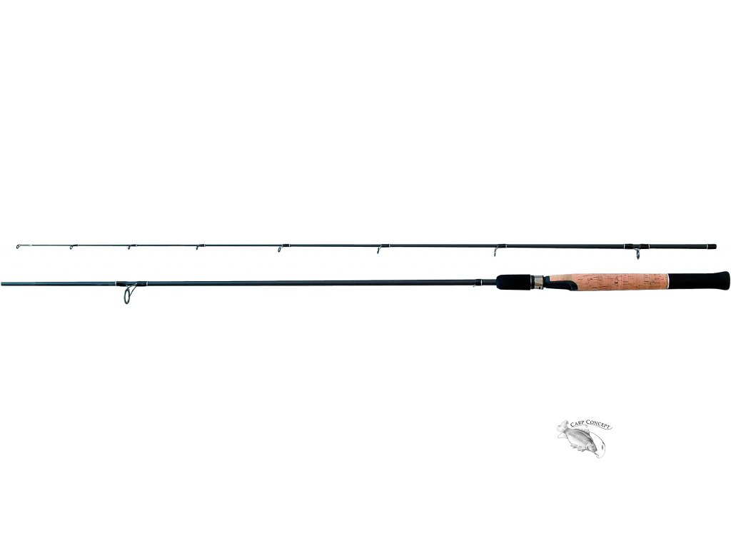 JSA fish prut Harpon 240cm 5-25g  + zdarma neoprenové pásky