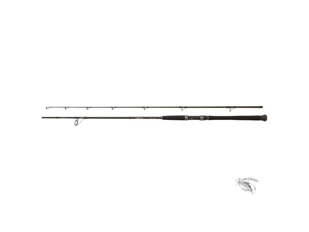 JSA fish prut  Guner Shad 240cm 50-150g  + zdarma neoprenové pásky+přepravní tubus