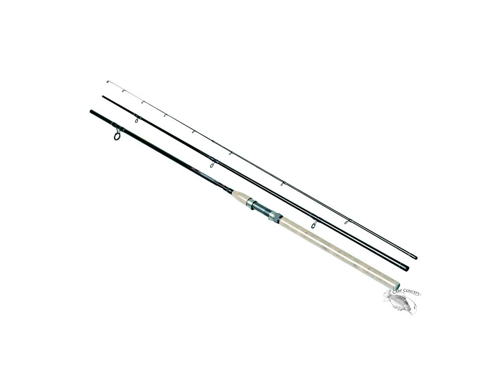JSA fish prut Altiva Feeder 390cm do 90gr  + neoprénové pásky ZDARMA
