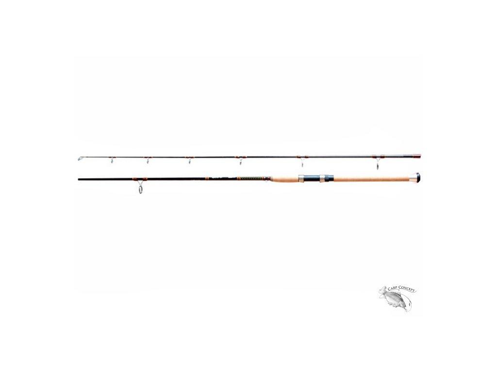 JSA fish prut Charon 240cm 120-420g  + zdarma neoprenové pásky+přepravní tubus