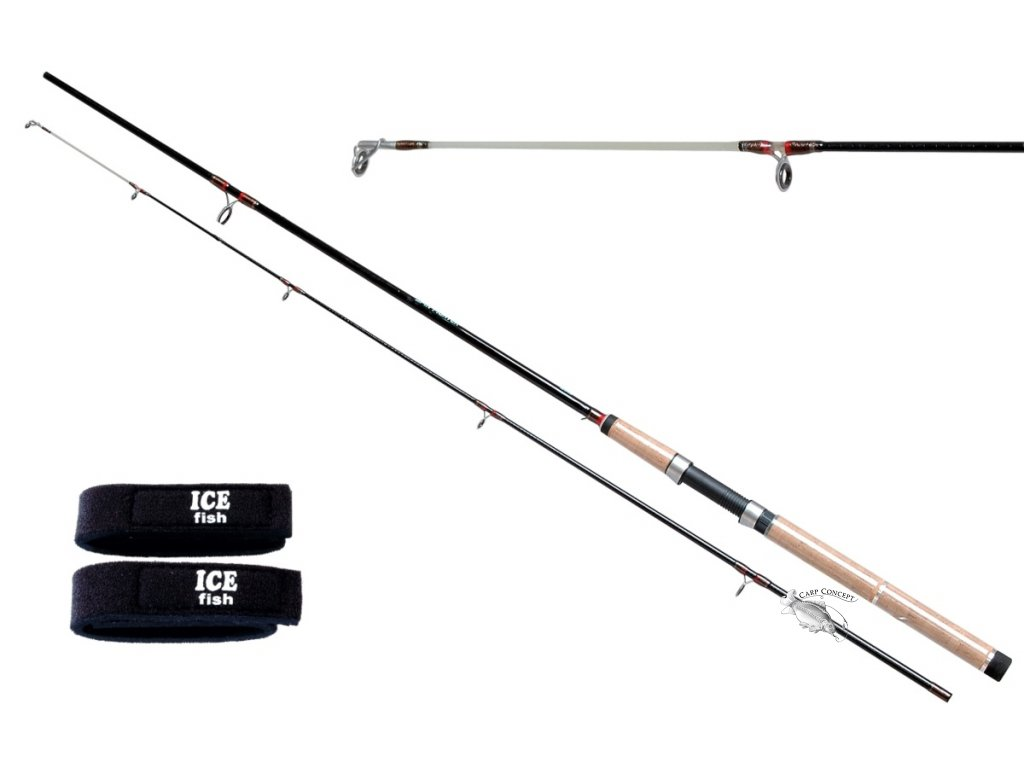 JSA fish prut SpinFighter 270cm 5-25g