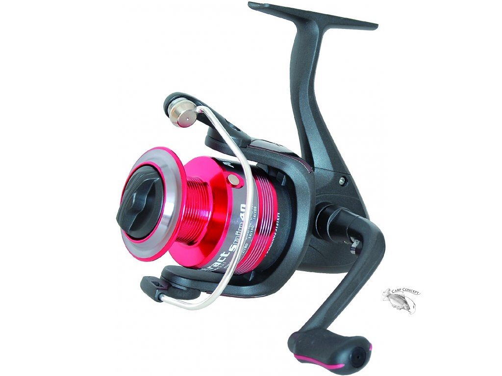 JSA fish naviják Attract Spin 40