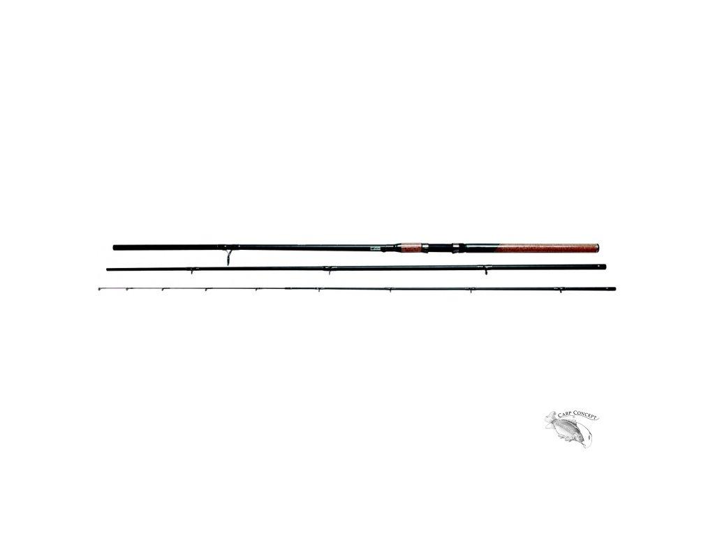 JSA fish prut Raptor Feeder 390cm 30-120gr  + neoprénové pásky ZDARMA