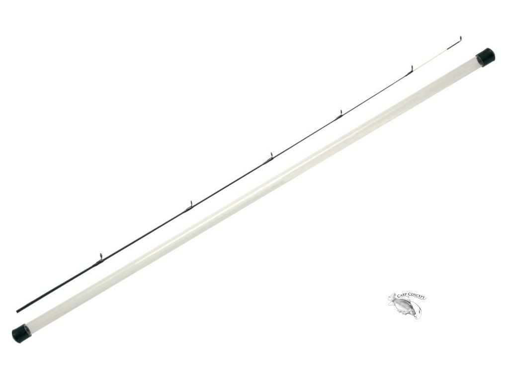 JSA fish feederová špička karbonová FC4 - žlutá 4,0x550x0,5m  + plastový obal ZDARMA