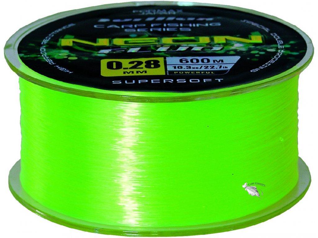 5268 3 vlasec neon fluo 150 300 600