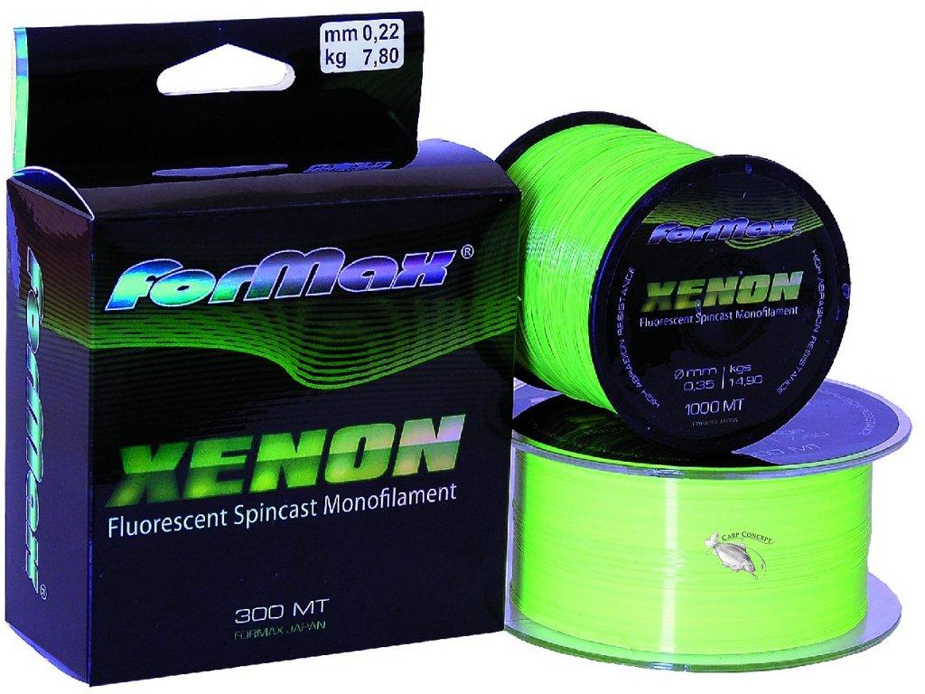 JSA fish vlasec Formax Xenon - 1000m