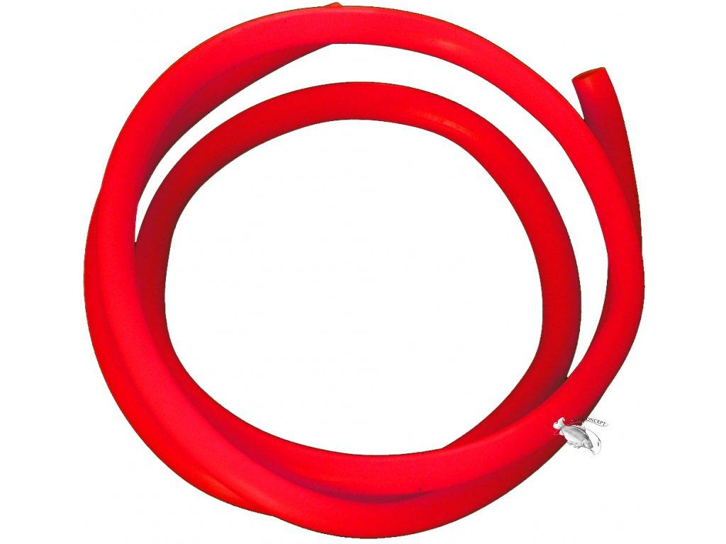 011046 fluo trubičky 50 cm červená