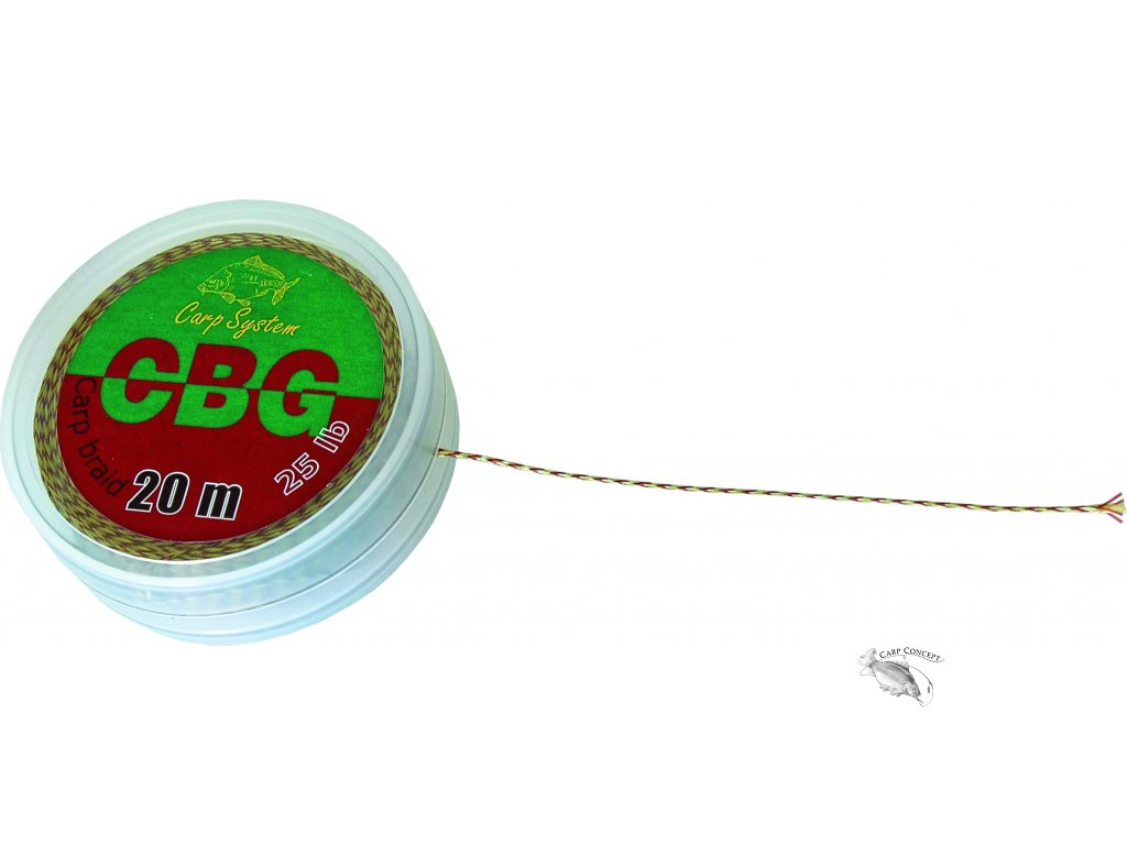 200095 návazcová šňůra CBG