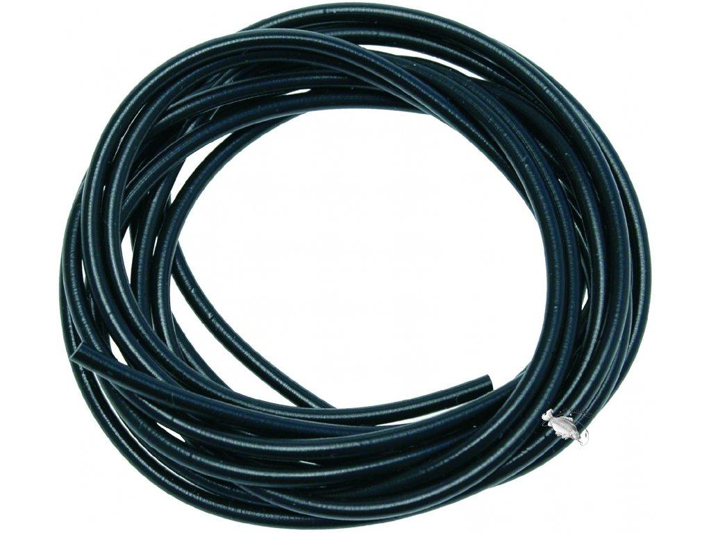 JSA fish Hadička PVC 2m - černá
