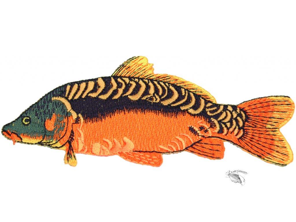 JSA fish Nášivka Kapr A