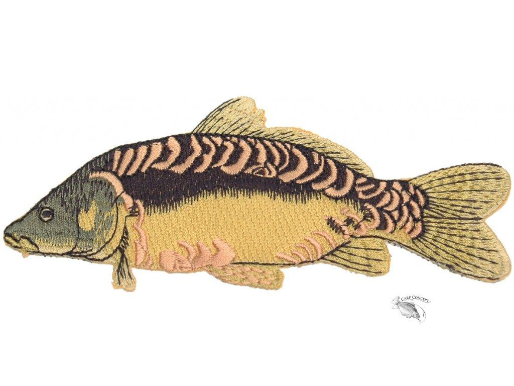 JSA fish Nášivka Kapr B