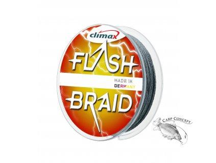 Flash braid grau
