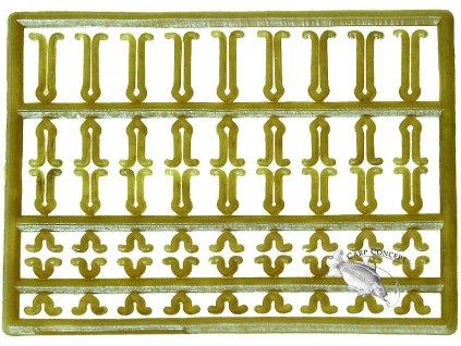 200140 zarážky karta LUX