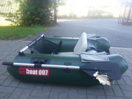 Boat 007 - Belly Boat