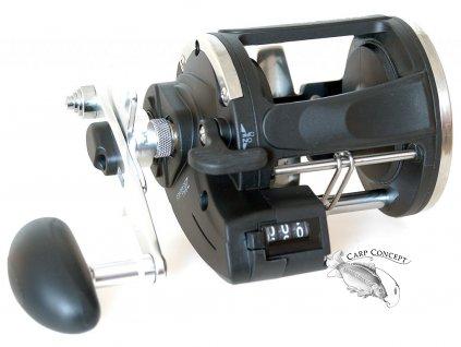 JSA fish  Multiplikátor s počítadlem do 300m - Harbor 45