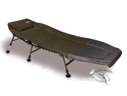 Carp Spirit Lehátko Classic Bed Chair 6legs