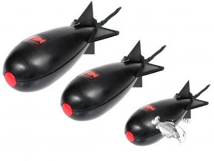 SPOMB Vnadící raketa Bait Rocket MIDI