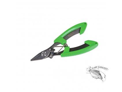 MADCAT Kleště na Pletené Šňůry Braid Scissors DLX