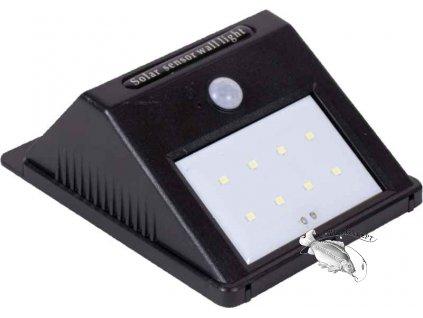 Sports 8 - LED solární světlo se senzorem pohybu