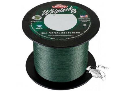 BERKLEY pletená šňůra WHIPLASH  8 Zelená - 50m návin