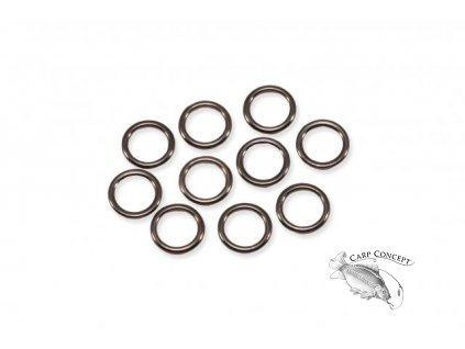 Carp ´R´ Us Kroužky Snag Clip Ring 3mm 10ks