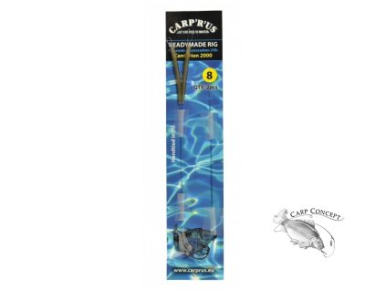 Carp ´R´ Us - Ready Rig Fluorocarbon 25 lbs - Centurion 2000