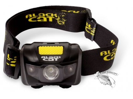 Black Cat Batle Cat Headlamp