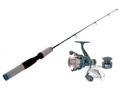 JSA fish prut na dírky IR 4032 + naviják ZDARMA  + naviják ZDRAMA