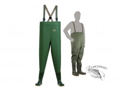 1748 brodici kalhoty grand chest waders
