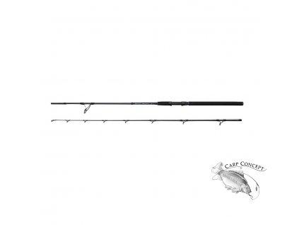 DAM SALT-X SHAD & PILK ROD prut 240cm 150-300gr