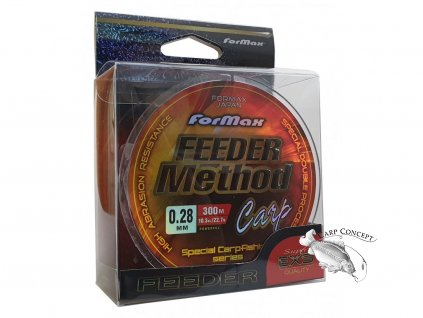 JSA fish vlasec na feeder - Feeder Method Carp 300m