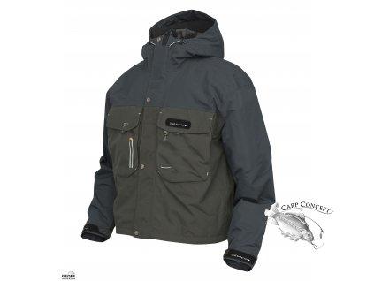 buteo green fishing jacket waterproof.wm