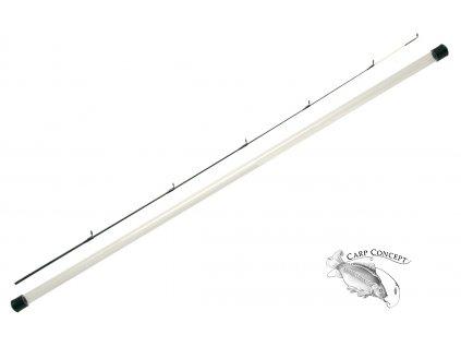 JSA fish feederová špička karbonová FC3 - červená 4,0x550x1.0mm  + plastový obal ZDARMA