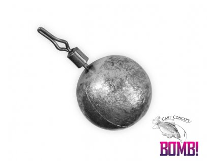 BOMB! Dropshot kulička 3,5g / 5ks