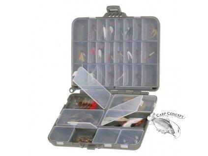 Plano Krabička Compact Side-By-Side Tackle Organizer 107000