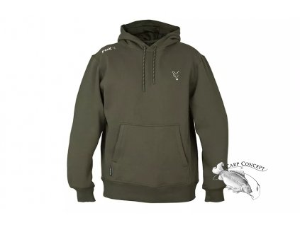 Screenshot 2020 09 30 Fox Mikina Collection Green Silver Hoodie