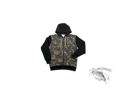 Fox Mikina s kapucí CHUNK Hoody Camo - vel. XXL
