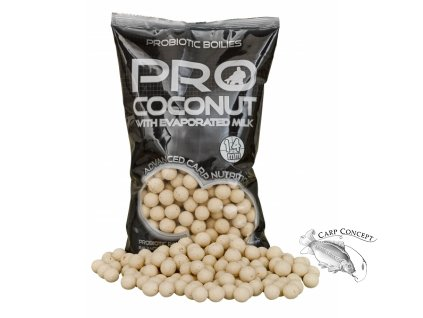 starbaits boilie pro coconut 20mm 1kg ie40368