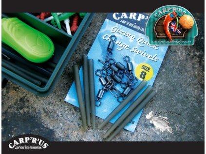carprus anti tangle sleeves 15pz
