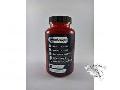 Squat Carp Robin Red Liquid 250 ml