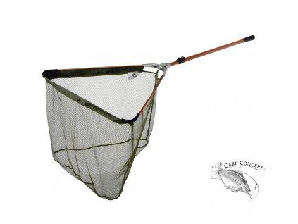 Giants fishing Podběrák Specialist Landing Net 2,2m, 60x60 cm