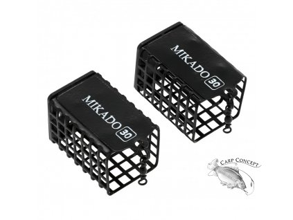 square feeder with bottom 25 g pcs.10 11037