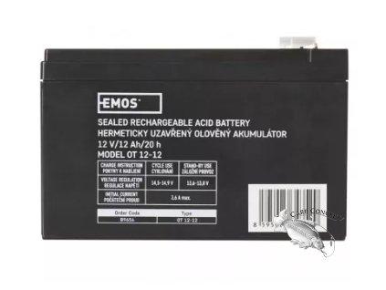 Screenshot 2021 08 05 at 12 20 55 Bezúdržbový olověný akumulátor 12 V 12 Ah, faston 6,3 mm EMOS