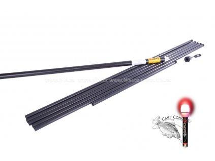 Cygnet Tyčová bójka se světýlkem - Marker Pole Kit 6,5m inc Spot Marker