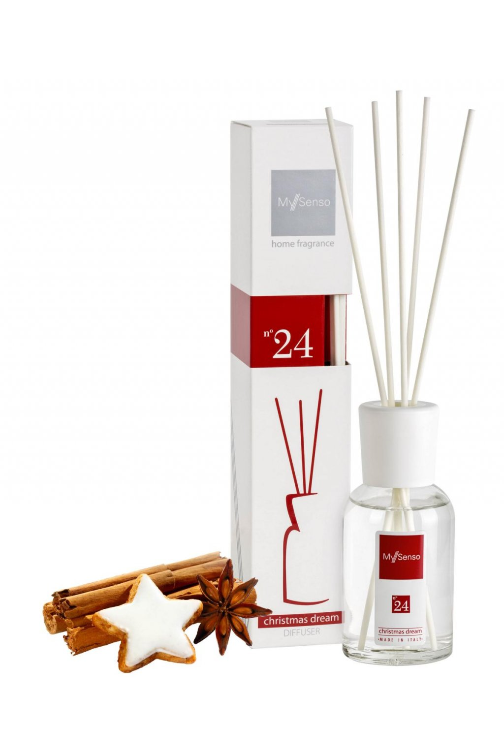 99 my senso aromaticky difuzer midi 100ml n 24 christmas dream vanocni sen