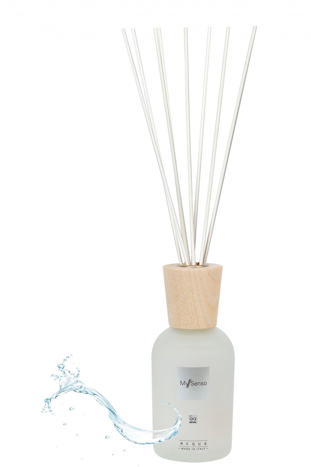 132 my senso aromaticky difuzer premium n 22 acqua 240ml vune more