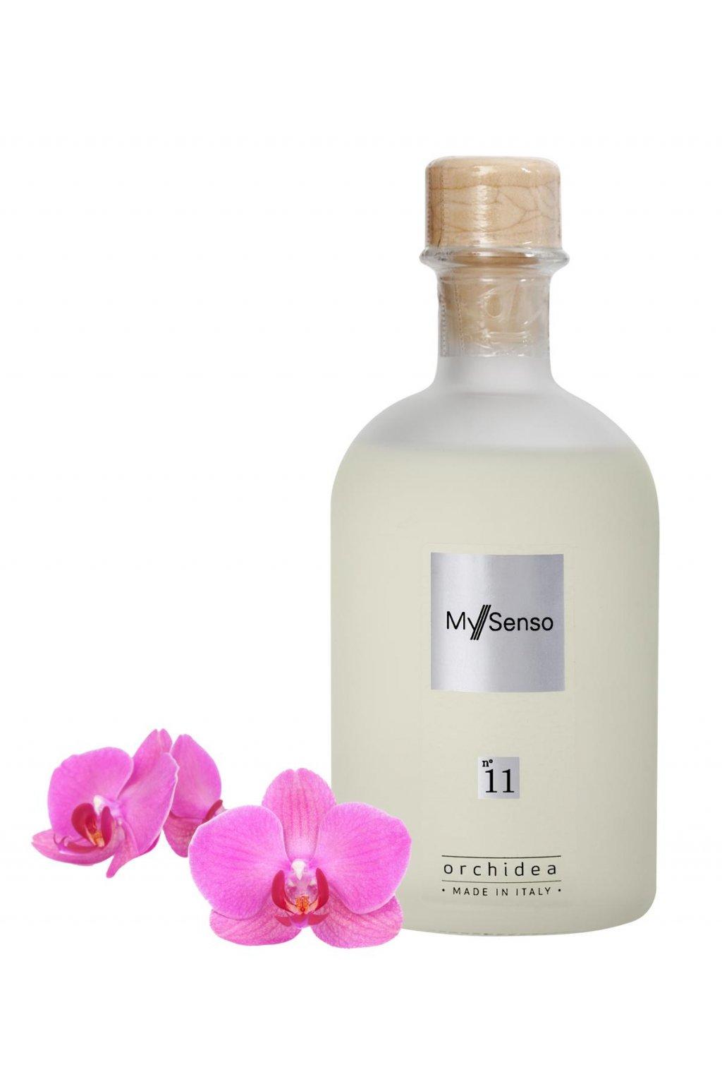 168 my senso nahradni napln pro aromaticky difuzer n 11 orchidea orchidej 240ml